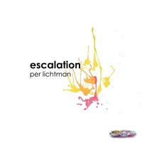 Per Lichtman - Escalation (Single) Cover Art